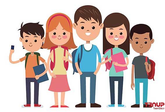 مهارت های زندگی برای نوجوان