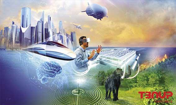 جهان آینده