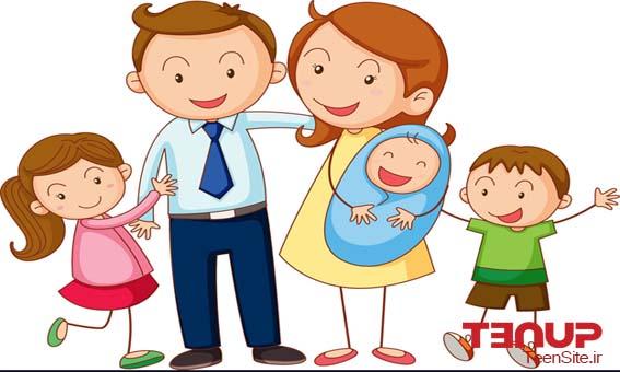 نقش خانواده در نوجوانی مهارت فرزندپروری