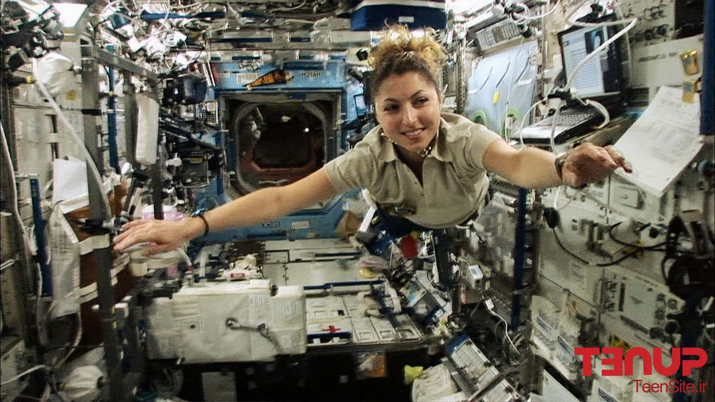 انوشه انصاری اولین فضانورد زن ایرانی