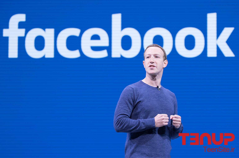 مارک زاکربرگ و فیسبوک