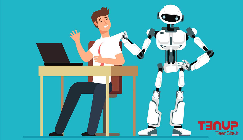 شغل های آینده با پیشرفت تکنولوژی چگونه خواهد شد