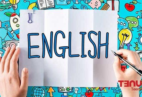 آموختن زبان انگلیسی