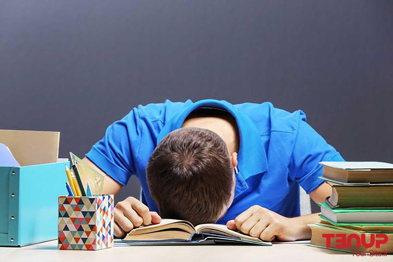 استرس در نوجوانان