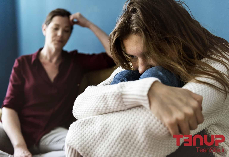افسردگی در نوجوانی خطرساز است