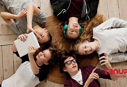 تاثیر رسانه بر نوجوانان