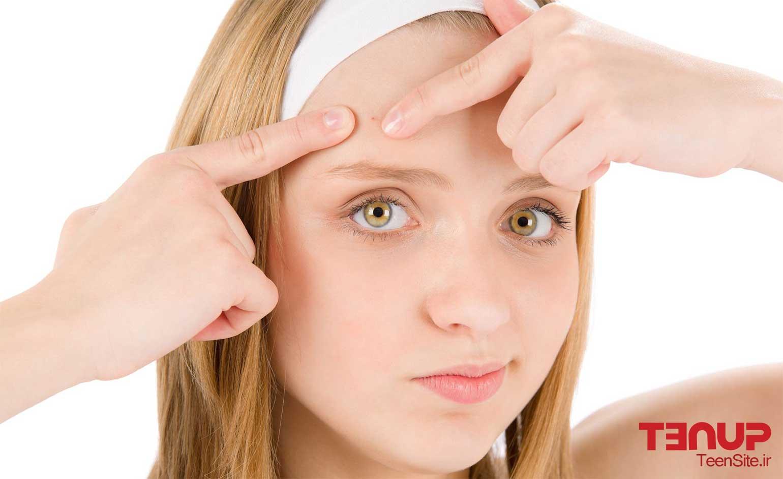 مراقبت از پوست در نوجوانی . روشهای مراقبت پوست برای دختران نوجوان