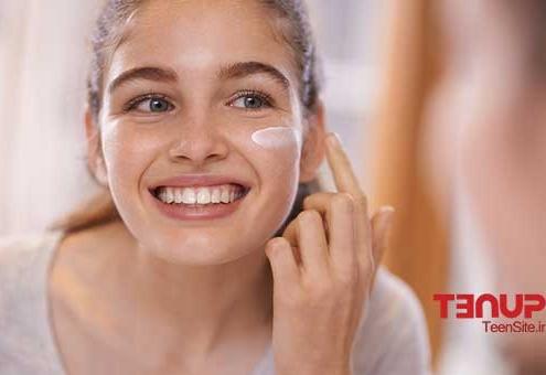 مراقبت از پوست در نوجوانی راههای مراقبت از پوست برای دختران نوجوان